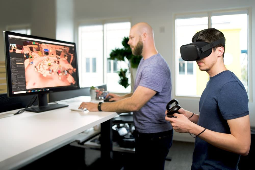 Evidence in the Oculus Quest v20 update suggests an